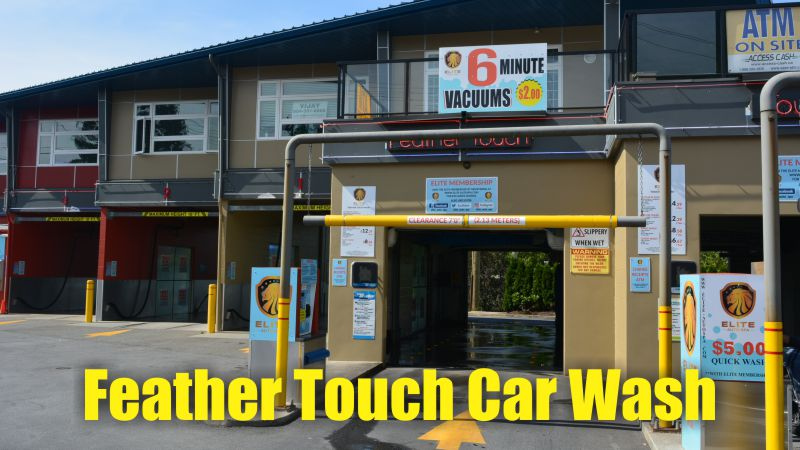 Feather Touch Car Wash