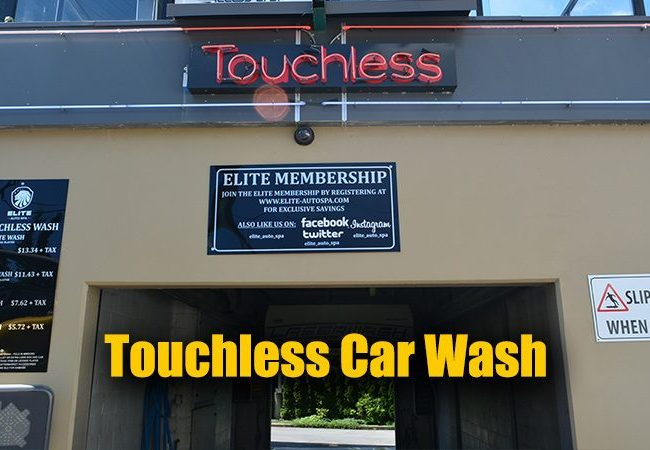 Touchless Car Wash Reading Pa