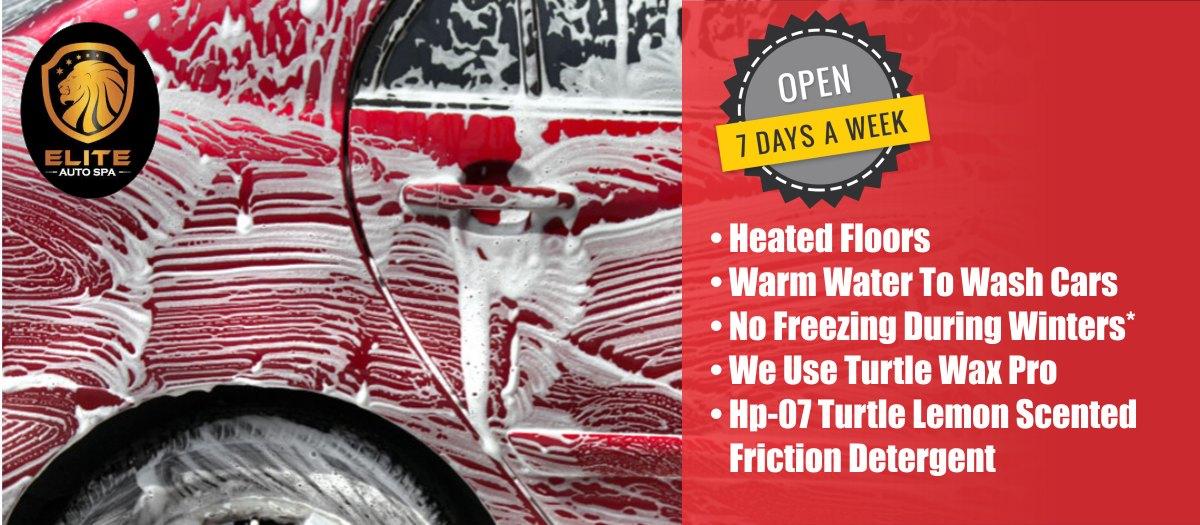 Easy Car Wash in Winters